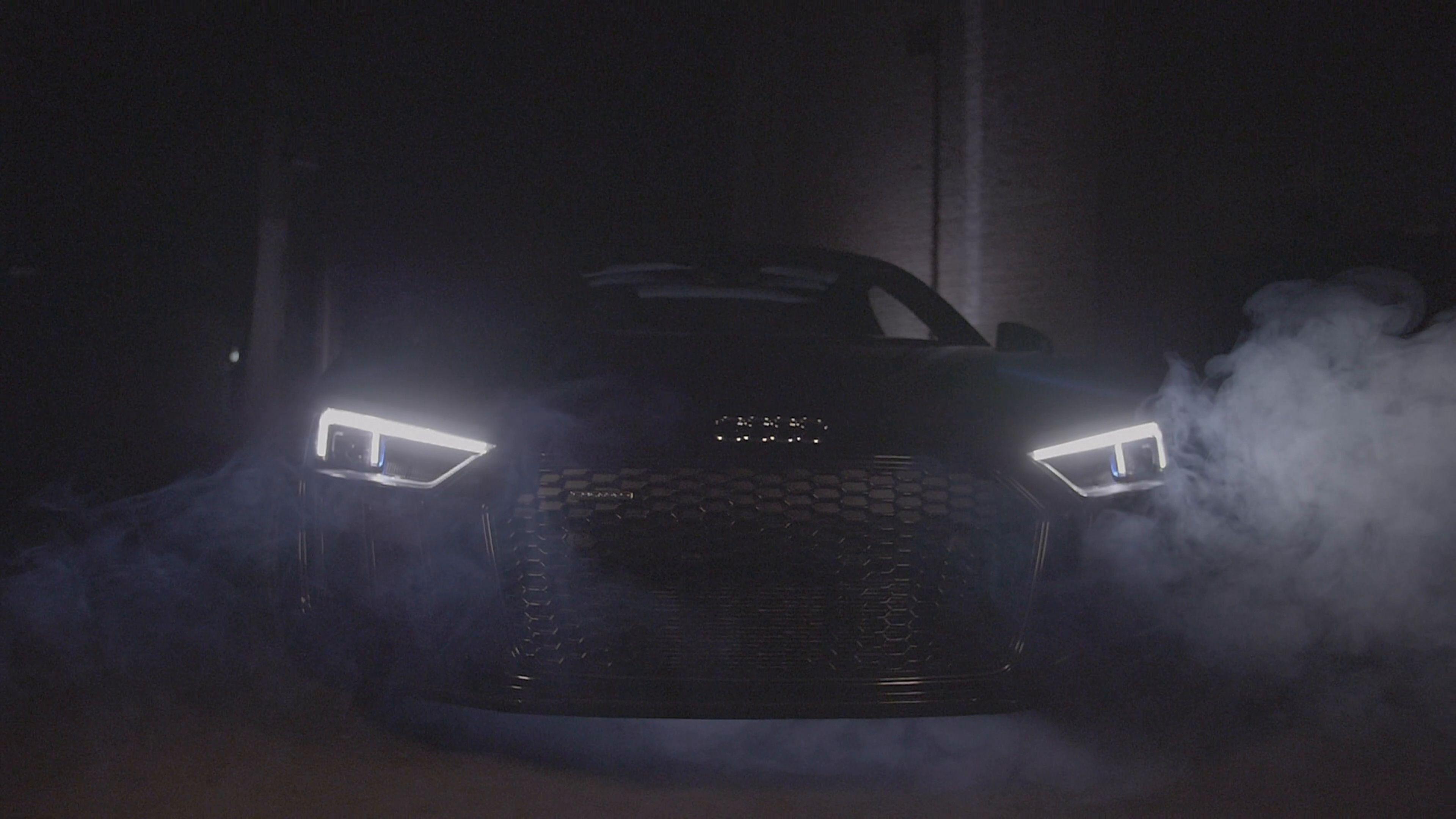 Audi R8 Smoke Underneat Car Slow Motion Stock Footage Smoke Underneat Audi Car Audi R8 Audi Illustration Water