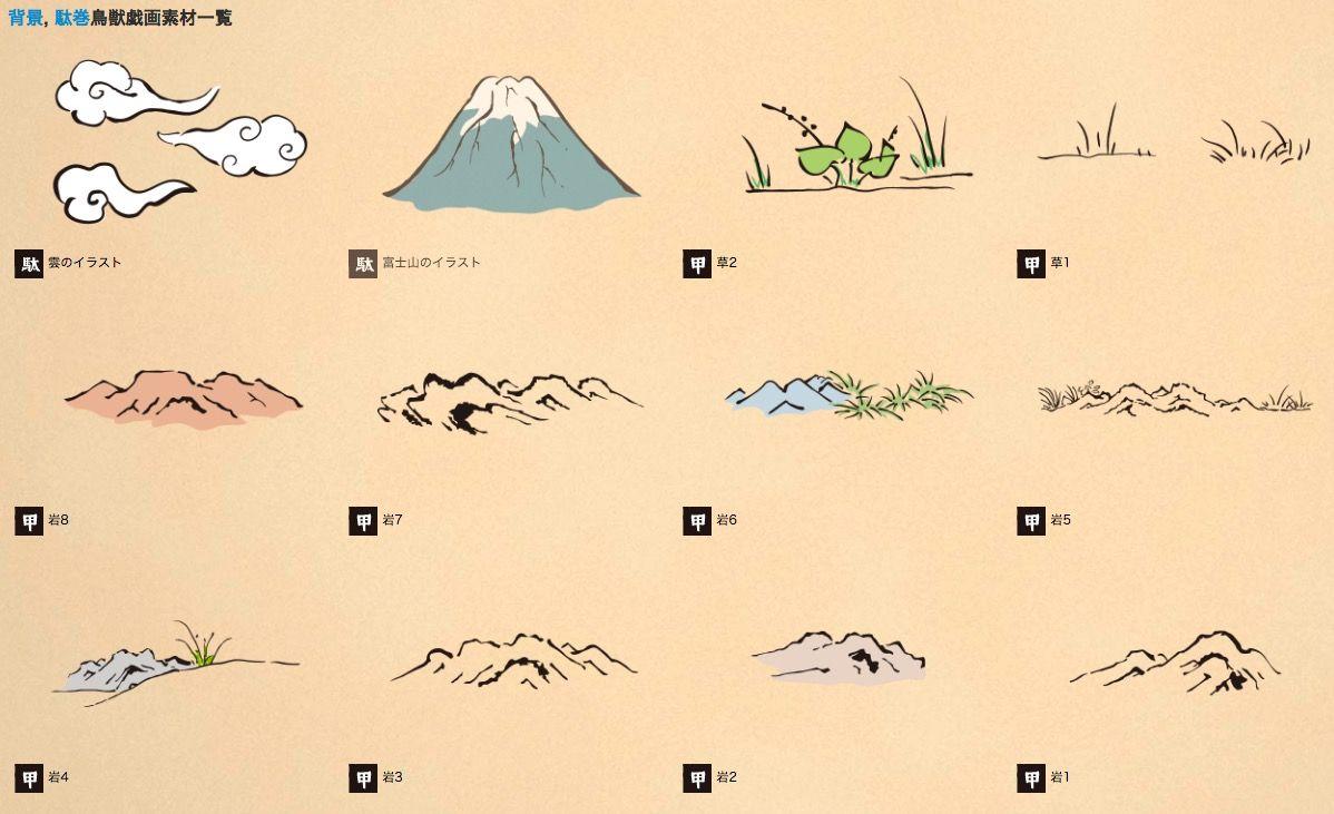これは嬉しい素材です 歓喜する人も多いのでは 平安時代末期 鎌倉時代にかけて制作されたとみられている 国宝 四大絵巻のひとつに数えられる鳥獣戯画 皆さんも擬人化されたウサギやカエルの可愛い絵を見たことが一度はあるでしょう 鳥獣戯画は現在でも 戯画