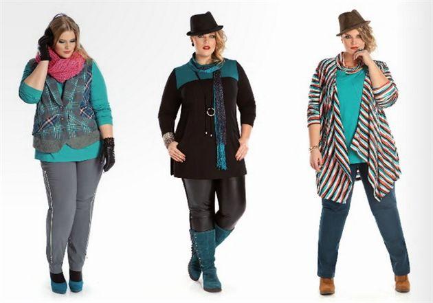 fashion clothing for plus size