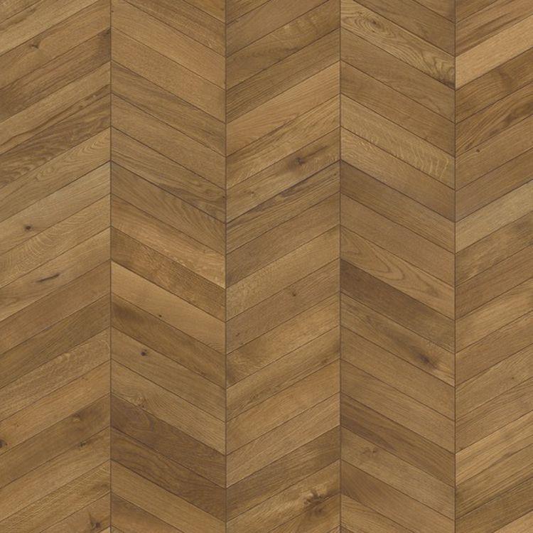 Kahrs Oak Chevron Light Brown Herringbone Floor Hamiltons Floors