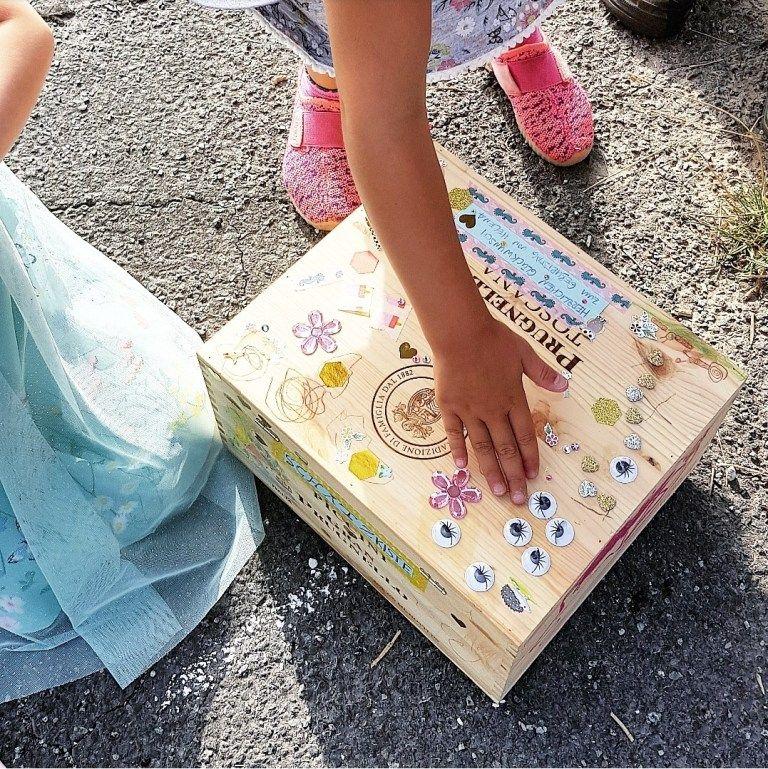 Spielidee | Schatzsuche für 3- bis 6-Jährige
