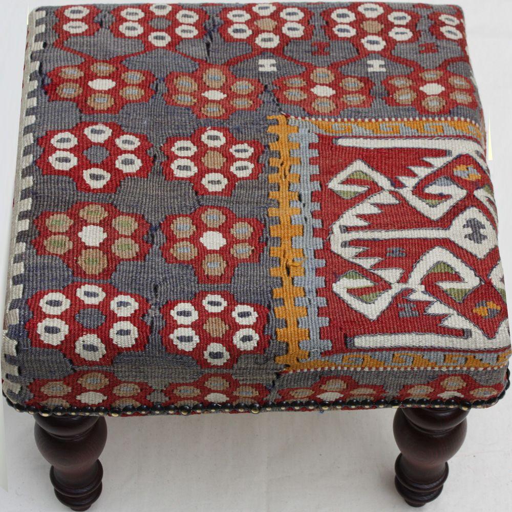 Kilim Furniture, Kilim Stools, Kilim Chairs, Kilim Sofas