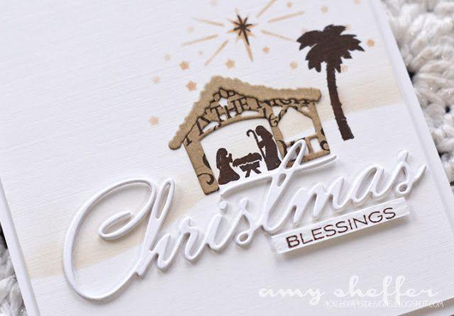 Pickled Paper Designs: Nativity Inspiration