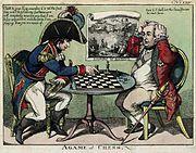 Наполеон Бонапарт и шахматы — Википедия