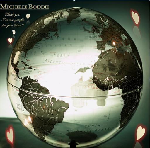 "Michelle ""Chaella"" Boddie - Atlanta, GA, Available For: Small Businesses, Freelancers, Entrepreneurs, Business Owners, WordPress Design, BlogSpot Design, & Social Media   Cr8tiveBliss.com"