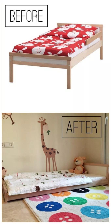 Chambre Garcon 2 Ans Ikea aménagement chambre montessori : ce qu'il faut savoir