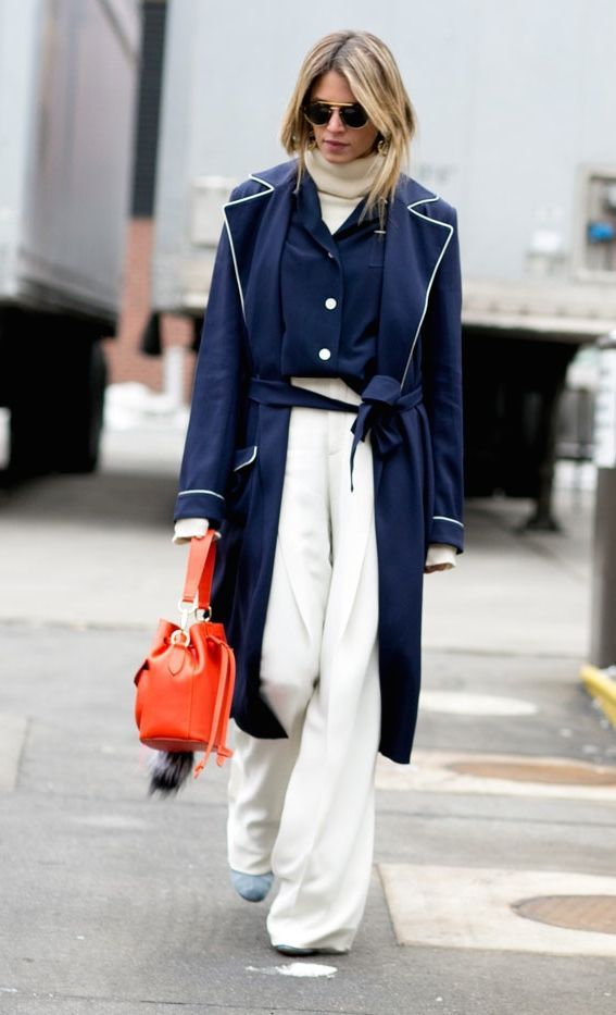 #helena Bordon - navy urban chic