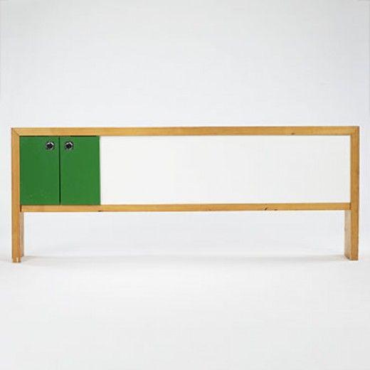 Charlotte perriand console from les arcs savoie c1973 int rieur furniture design - Salle de bain charlotte perriand ...