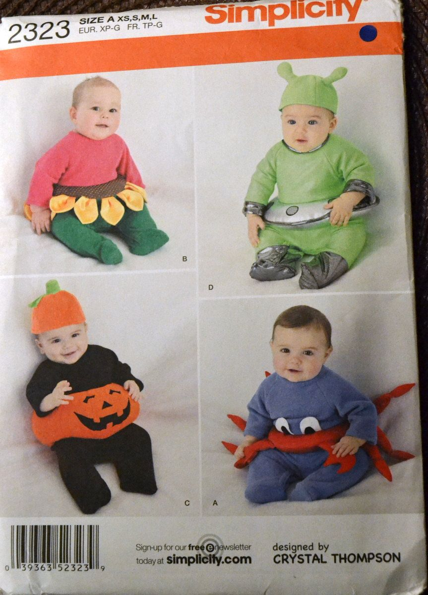 Baby Costume Patterns Unique Inspiration Design