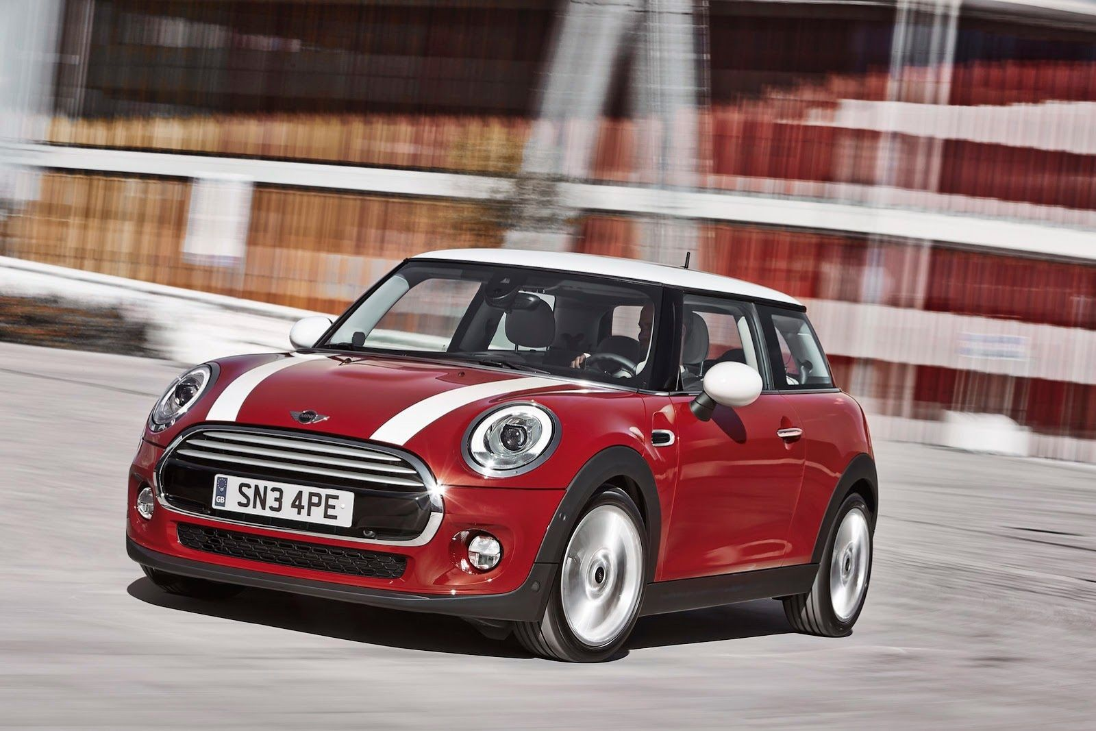 2015 mini hatches out looks familiar but is bigger faster and more frugal photos