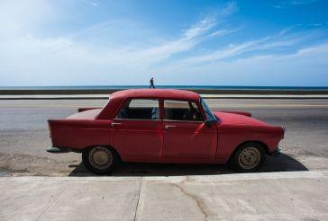 by Alison McCauley / Malecón, Havana, 2013