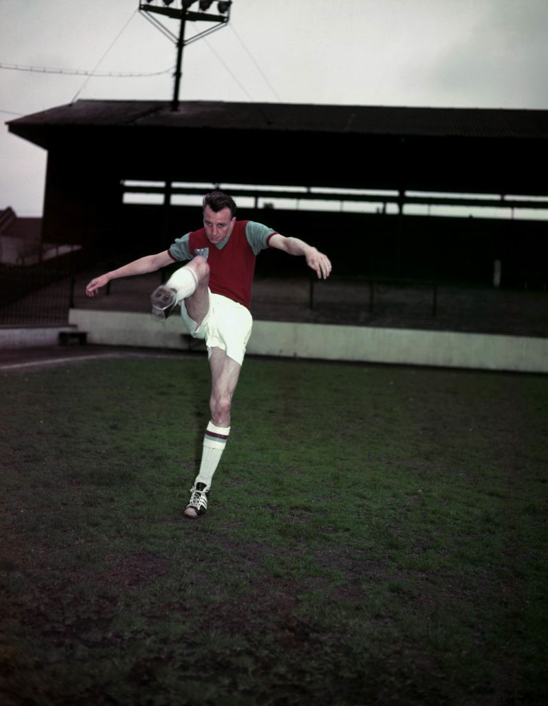 Vic Keeble, West Ham United (Photo by PA Images via Getty ...