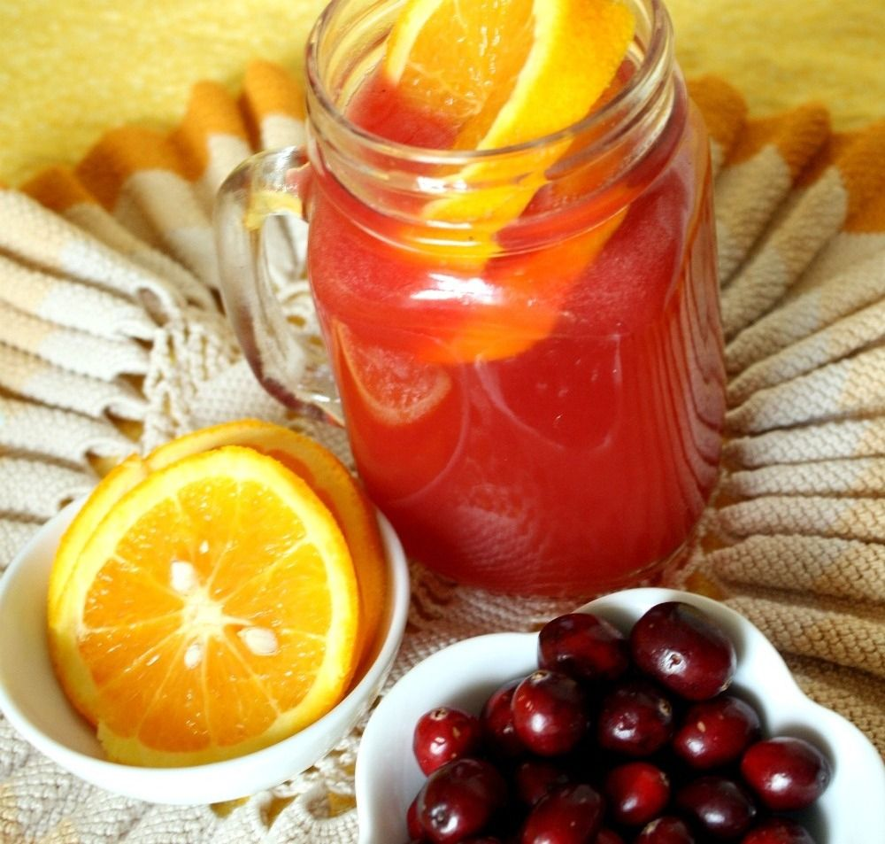 Hot Orange Cranberry Wassail Ingredients: 4 Cups Of