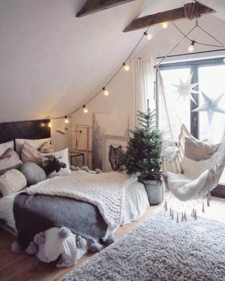 Teenage Girl Bedroom Ideas Aesthetic