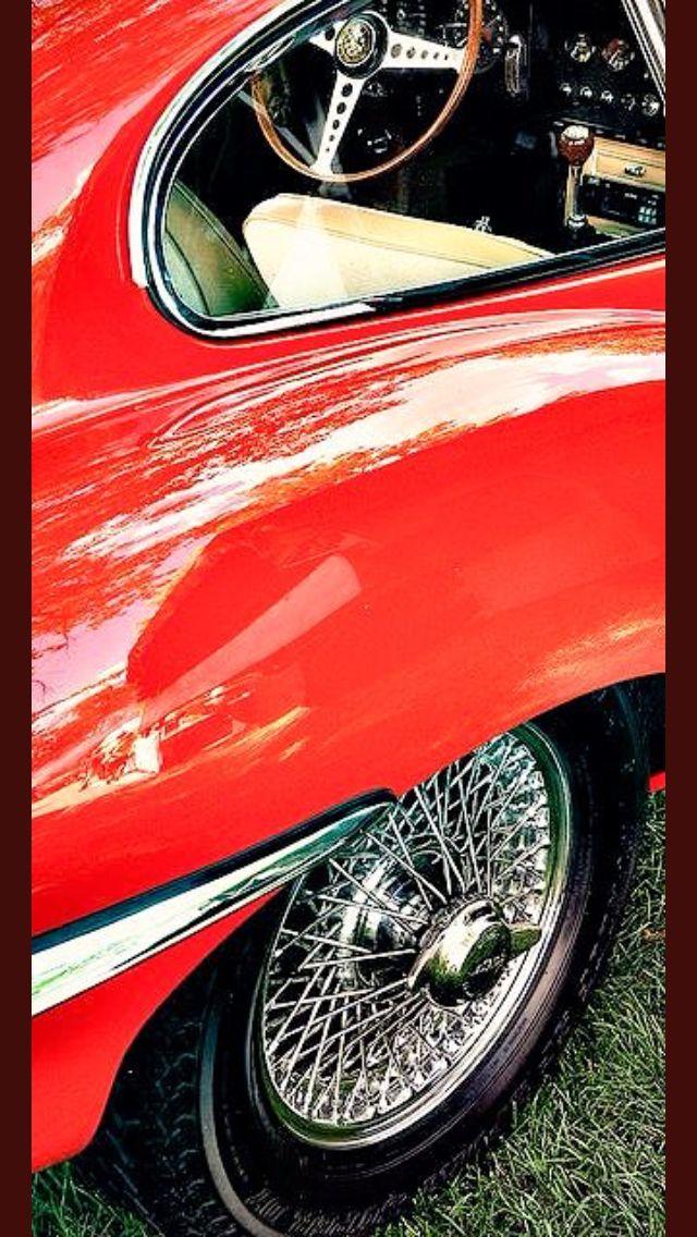 Pin by James Thomasson on XK's Retro cars, Jaguar e type