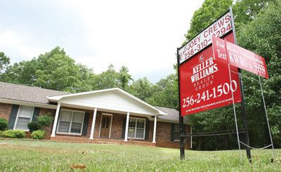 Calhoun first quarter foreclosures, mortgages show slight housing market improvement