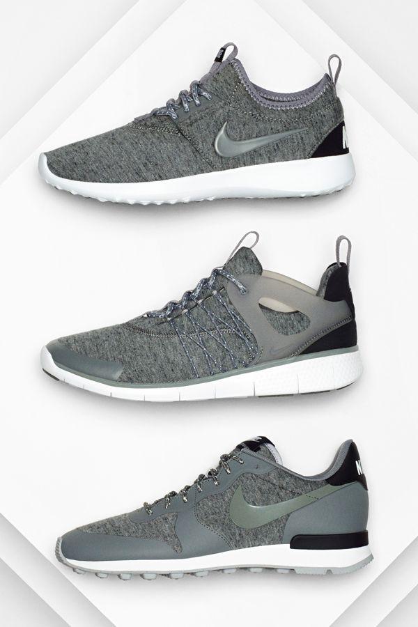 Fleece comfort finds new territory in kicks. Get the latest: the Nike  Juvenate, Free Viritous, and Internationalist. | Pinterest | Blog mo…