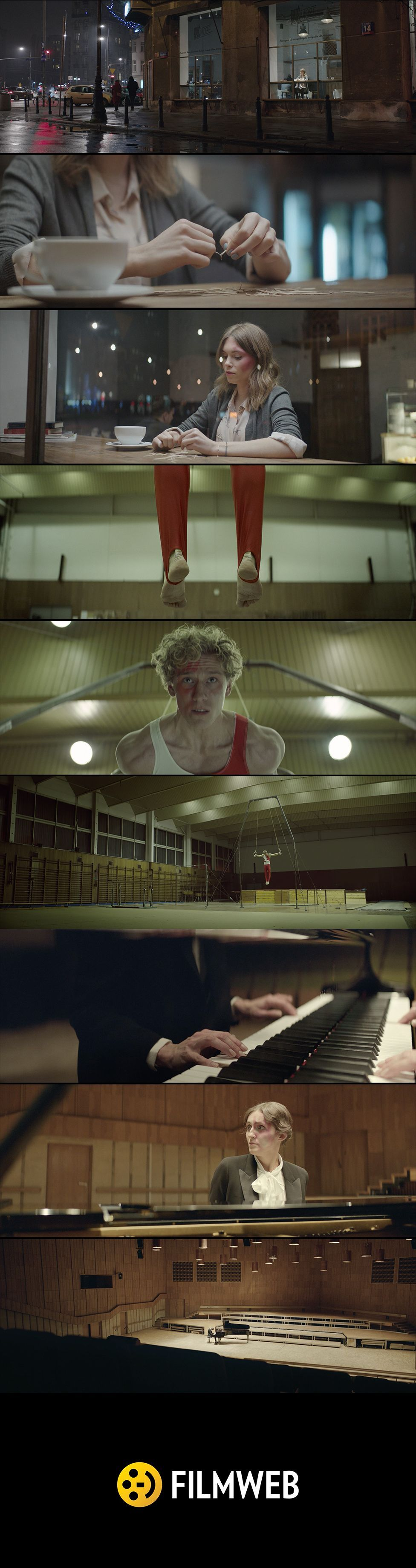 Screenshots from commercial for Filmweb. Directed by Marcin Dubiniec ...