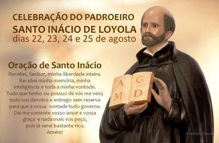 Dom Inácio Loyola Meu Anjo Da Guarda Solholme