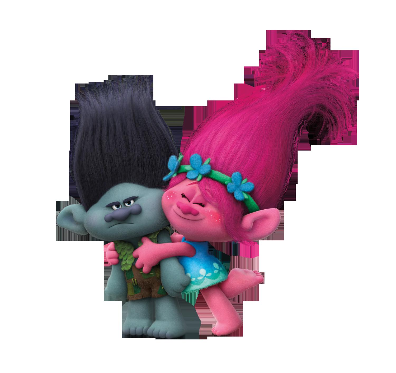Troll Princess Poppy Dress