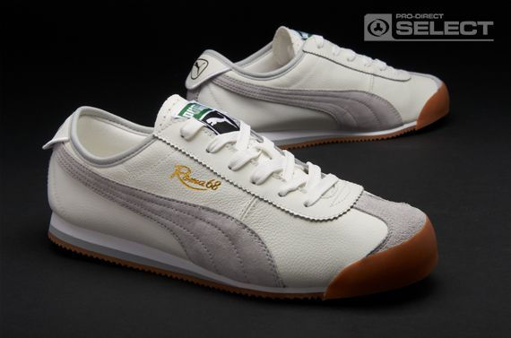 c38615cbbd5cae Puma - Roma 68 Vintage Color  White   White On my Doppler Radar for Fresh.   OnMyDopplerRadarforFresh