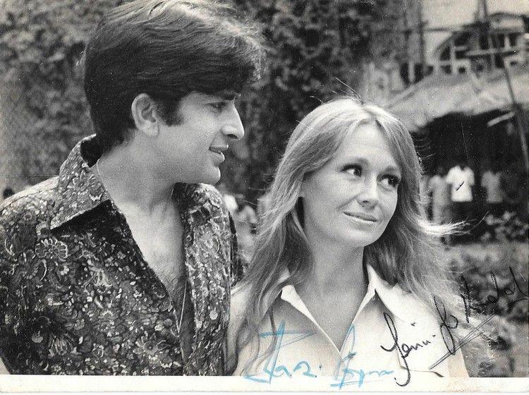 Autographe - Shashi and his wife Jennifer Kendal | Shashi kapoor, Old film  stars, Bollywood couples