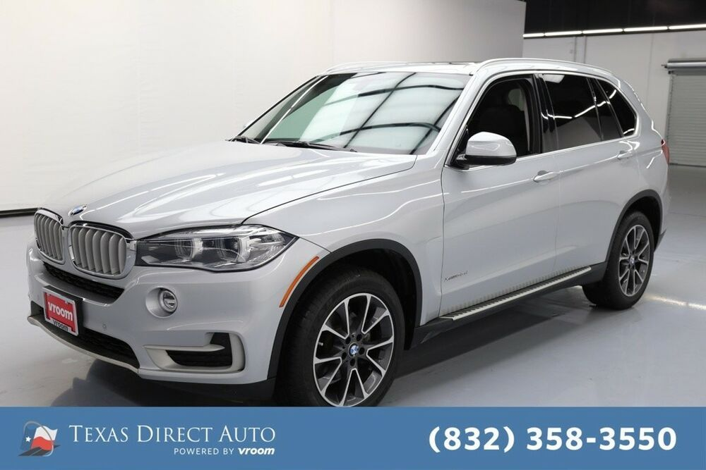2015 Bmw X5 All Wheel Drive Sports Activity Vehicle Xdrive35d