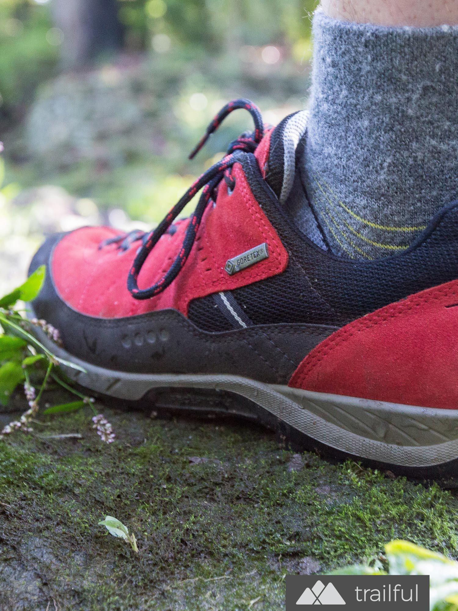 Ecco Yura Gtx Hiking Shoe Review Hiking Shoes And Hiking Equipment