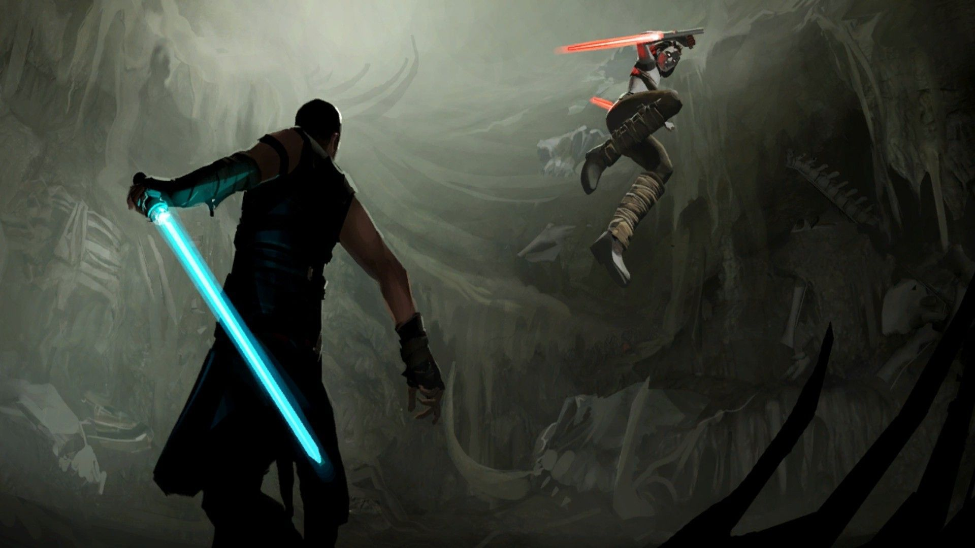 Wallpaper Wallpaper From Star Wars The Force Unleashed Ii Ekkor 2020