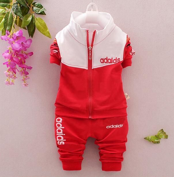 0-2 old newborn baby boy clothes baby girl clothing sets suit Long ...