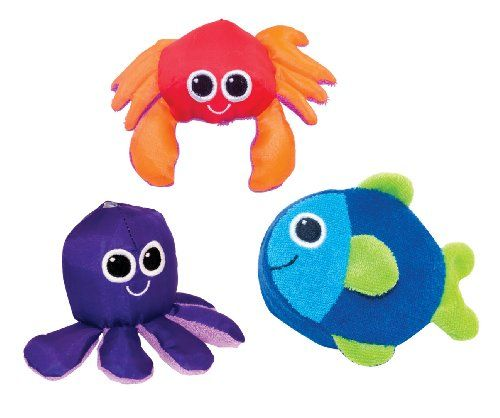 Sassy Soft Swimmers 2 Pack