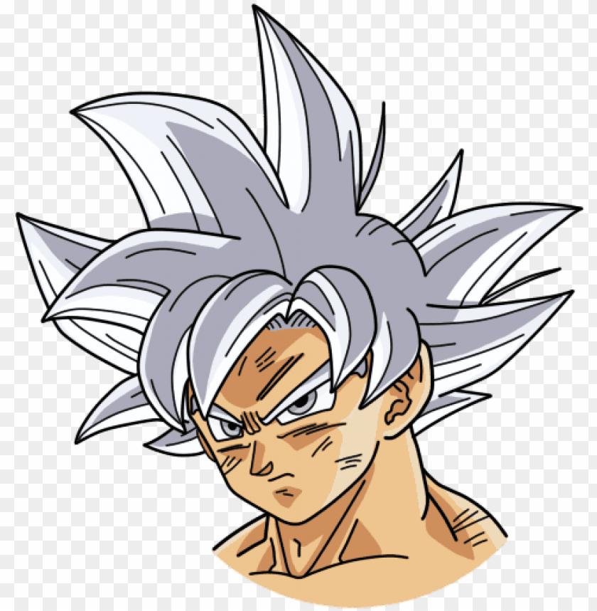 155 Kb Png Goku Ultra Instinct Hair Png Image With Transparent Background Png Free Png Images Goku Ultra Instinct Goku Png
