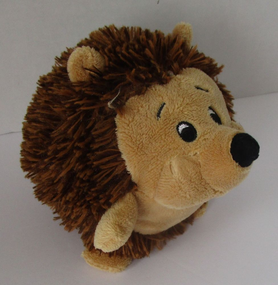 Steiff Joggi Baby Hedgehog mottled brown with gift box EAN 070587