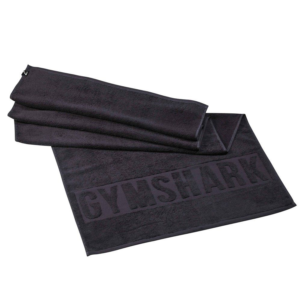 Gymshark Gym Towel - Charcoal At Gymshark