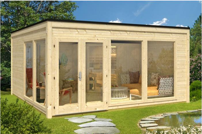 Gartenhäuser mal anders 4 Ideen zur Zweckentfremdung