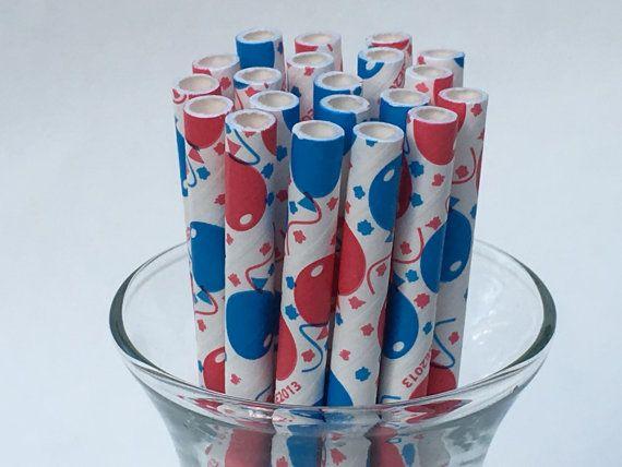 Cake Pop Sticks Cake Pop Straws Paper Straws by ThePartyGnome