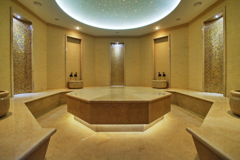 Business Hotel In Baku Hilton Baku Hotel Baku Azerbaijan Baku Hotels Sauna Steam Room Spa Design