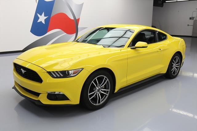 nice awesome 2015 ford mustang 2015 ford mustang ecoboost premium