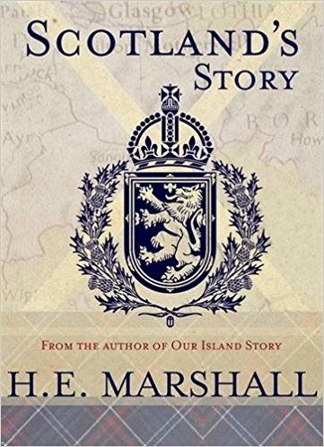 Scotlands Story by H E Marshall. In today @ Canterbury Tales Bookshop / Book exchange, Pattaya.
