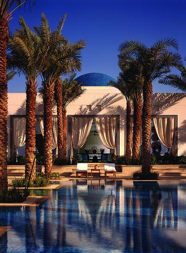 Park Hyatt Dubai Www Ideeperviaggiare It Pool Dubai City Dubai Hotel Dubai