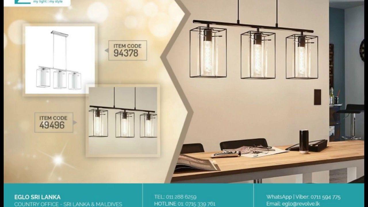 Eglo Sri Lanka Loncino Light Fixtures Collection Eglo Cou