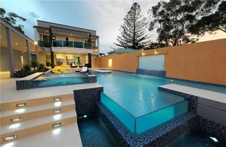 Amazing Pools Cool Pools Pool House