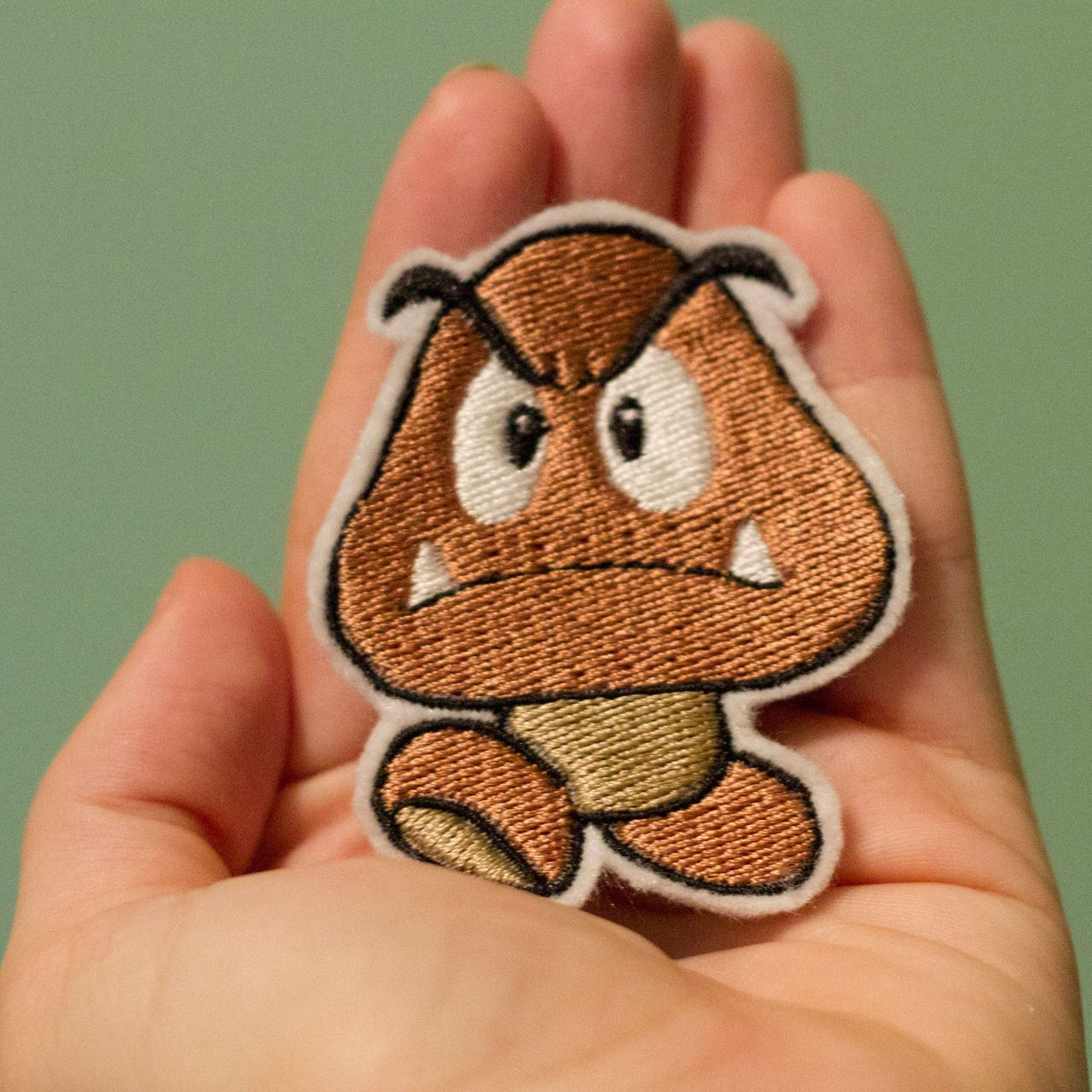 Mario Patches made by OKsmalls -