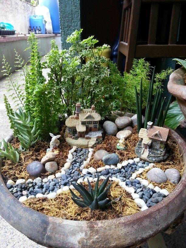 Jardin Miniature Juste Juste Pour Ces Faies Qui Jardin Japonais
