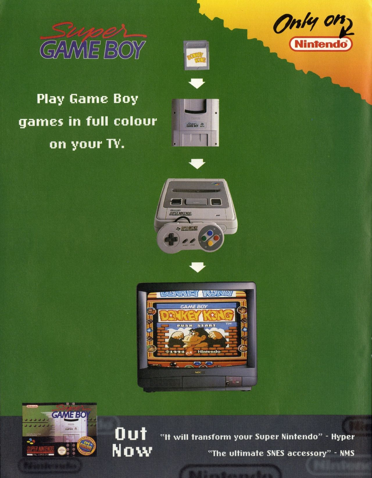 Old Game Mags Photo Retro Games Poster Gameboy Classic Video Games