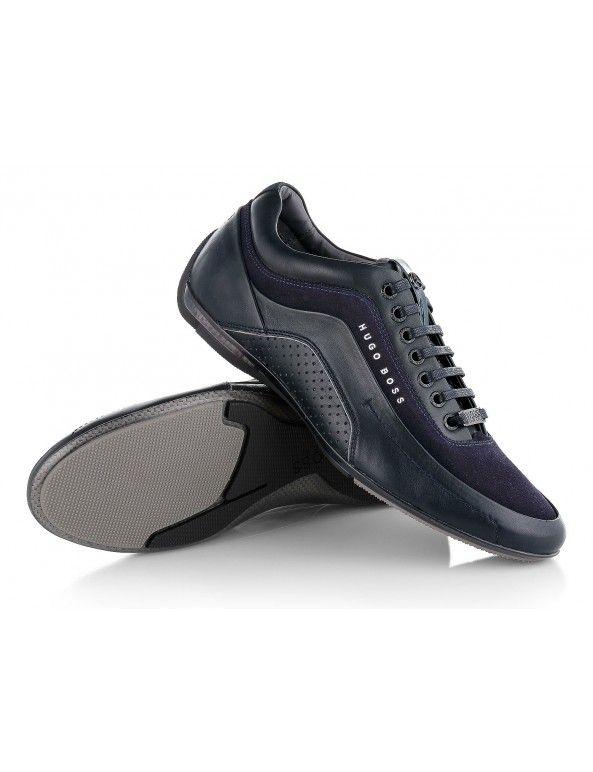 Hugo Boss 50285540 Schoenen Blauw Vind Je Bij Emmen Schoenen De Online Winkel Voor Mooie Schoenen Hugo Boss Shoes Gentleman Shoes Mens Casual Shoes