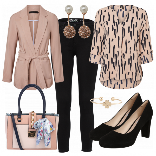 BusinessLady Outfit - Business Outfits bei FrauenOutfits.de