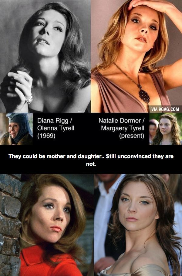 This is what I call good casting #gameofthrones