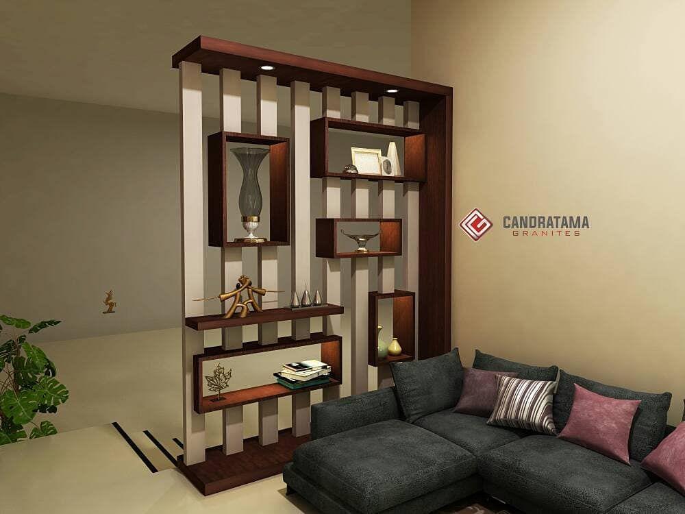 Jadikan Ruang Tamu Anda Tampak Cantik Dengan Partisi Model Ini Yuk Bikin Di Candratama Granites Home Decor Decor Home Decor Tips