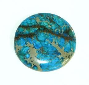 Blue Sea Sediment Jasper.